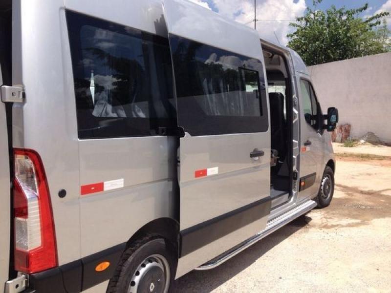 Aluguel de Vans Executivas na Vila Paulista - Transporte Corporativo na Zona Leste