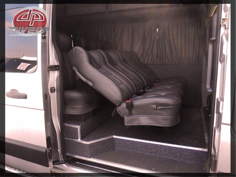 Aluguel Vans no Jardim Martinica - Transporte Corporativo em São Caetano