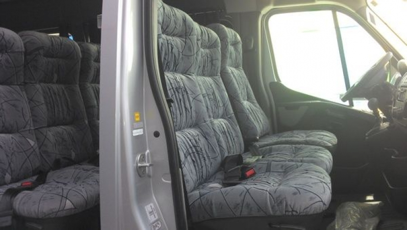 Locação de Vans para Viagens no Jardim Matarazzo - Locação de Vans para Viagens