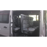 Aluguel de Van para Viagem na Vila Carbone