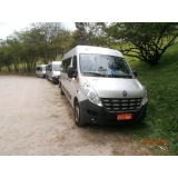 Aluguel de vans com motorista no Jardim Novo Oriente
