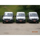 Locação de vans executivas na Santa Efigênia