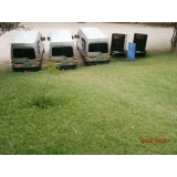 Locação de vans para viagem no Jardim Santo Onofre