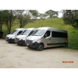 Qual o preço para alugar van executiva no Jardim Paulista