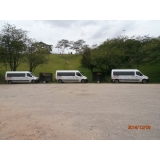 Transporte corporativo em van na Vila Albertina