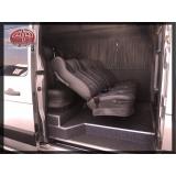 Transporte para eventos e festas na Vila Rossin