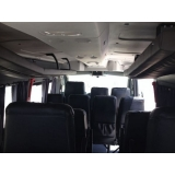 Valores de vans com motorista na Vila Cleonice