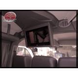Van para transporte de passageiros no Jardim Alto Alegre