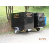 Van para transporte no Jardim Faraht