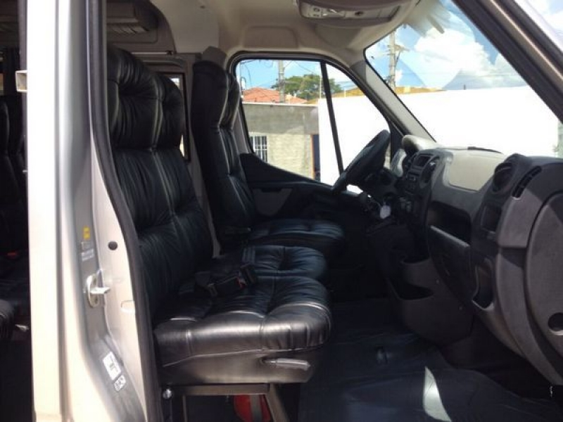 Translado de Van em Pinheiros - Aluguel de Vans Executivas