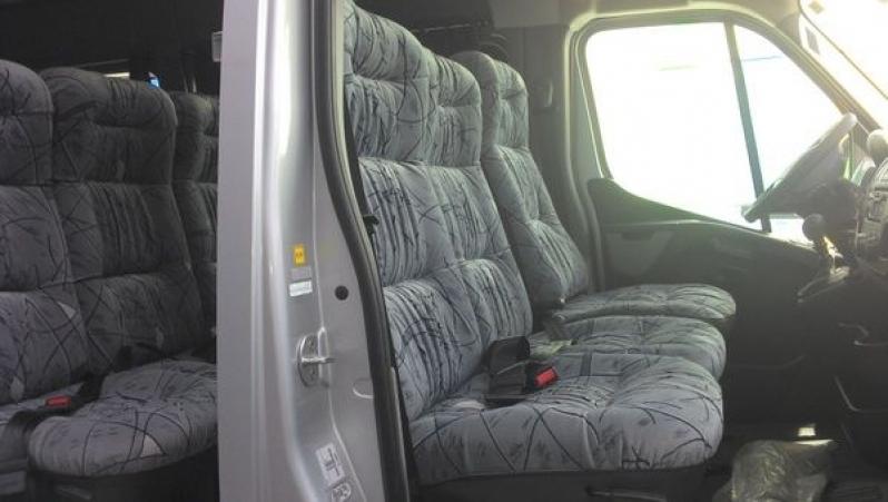 Translado de Van no Jardim São Eduardo - Serviço de Translado