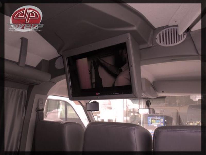 Transporte Corporativo em Van no Educandário - Van Executiva SP