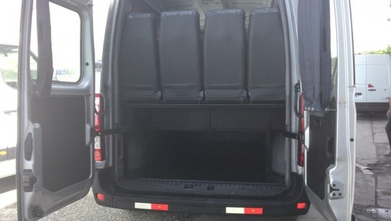 Transporte de Van Preço na Chácara da Penha - Aluguel de Van para Eventos
