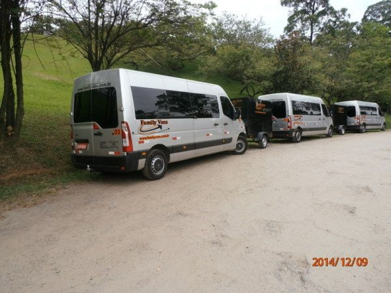 Van de Translado na Vila Brito - Aluguel de Vans para Viagens