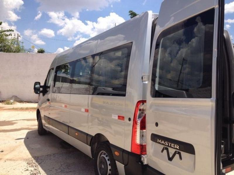 Van para Translado na Vila Maluf - Aluguel de Vans para Viagens