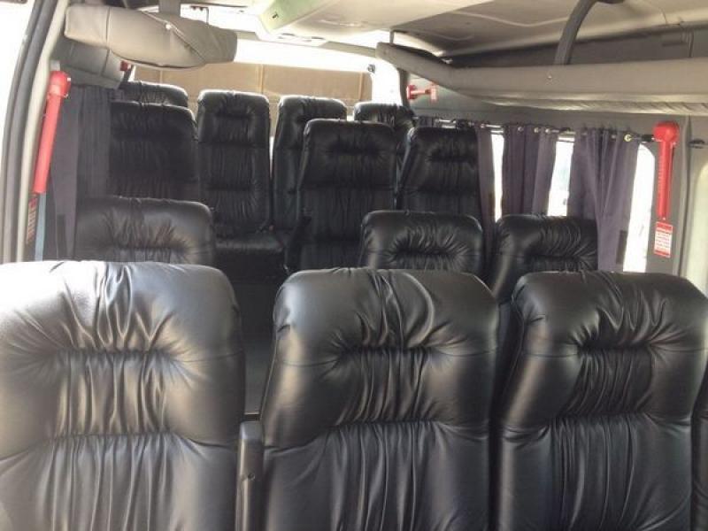 Van para Turismo no Parque da Mooca - Vans de Aluguel