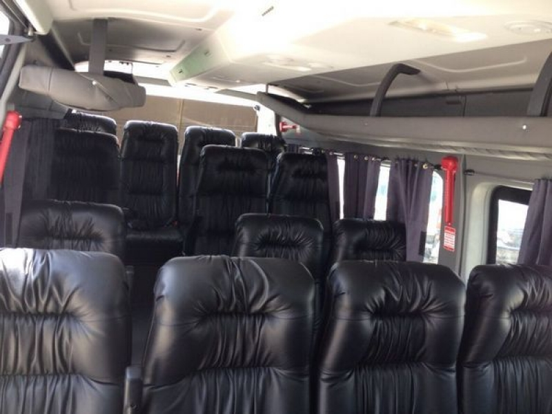 Van para Viagem com Motorista na Vila Nova Curuçá - Vans para Viagens