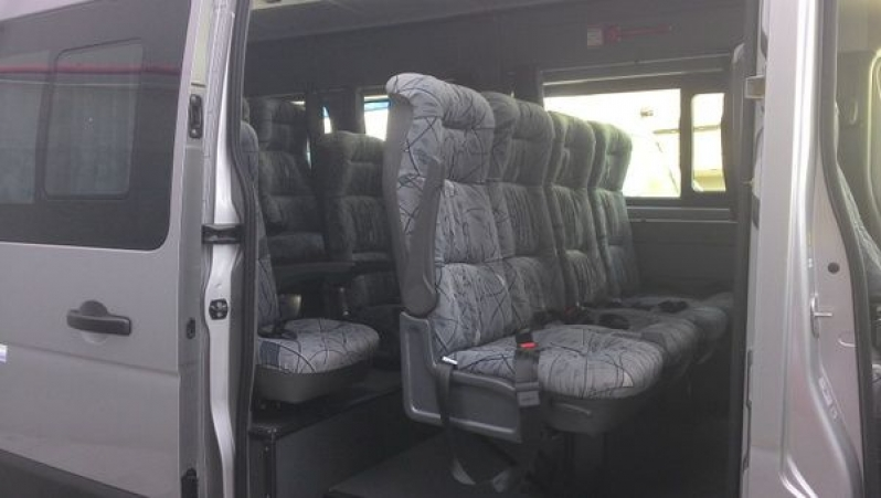 Vans para Viagens na Vila Germinal - Vans para Viagens